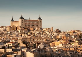 Private Half-Day Tour to Ancient Toledo from Madrid