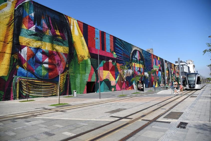 Cargar ítem 1 de 10. Olympic Boulevard, Museum of Tomorrow and Historical Rio
