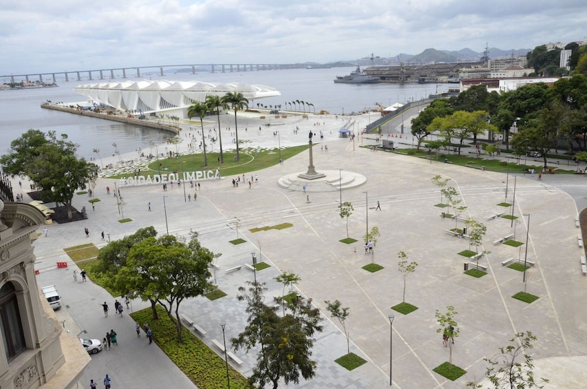 Cargar ítem 2 de 10. Olympic Boulevard, Museum of Tomorrow and Historical Rio