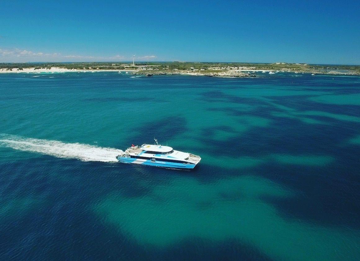 SeaLink Rottnest Island - Same Day Return Ferry