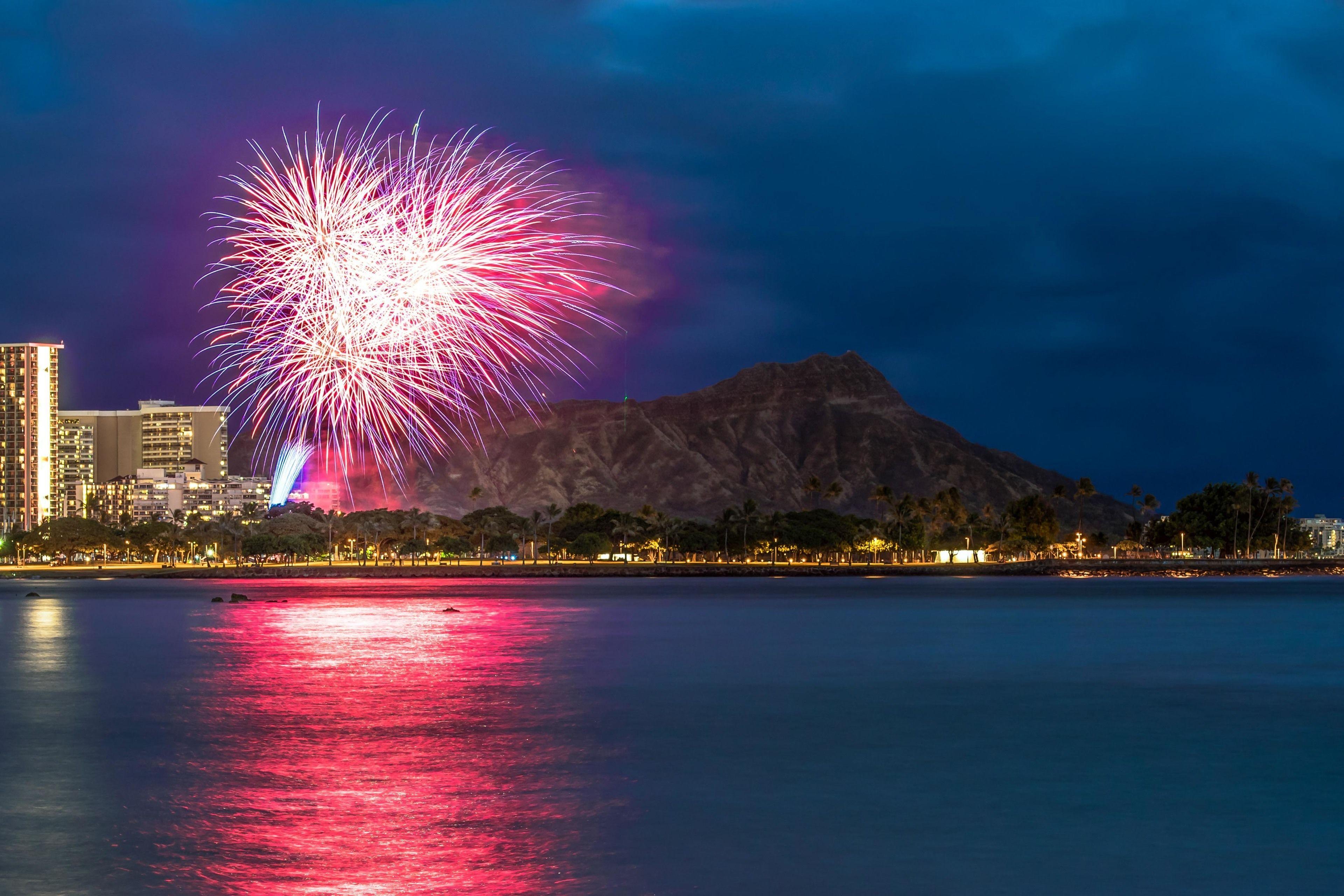 Fireworks and Sunset Photo Tour on Fridays