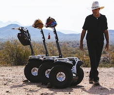 SEGWAY TOUR - Scottsdale - Fort McDowell Off-Road