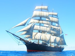 See Sydney Under Sail - A Day at Sea on board James Craig