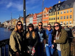 Copenhagen Small Group Walking Tour