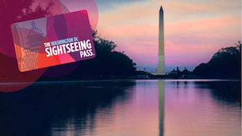 Washington D.C. Sightseeing Flex-kort