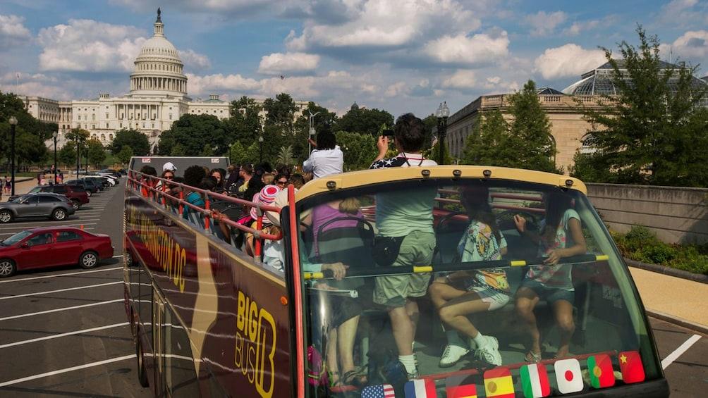 Ver elemento 5 de 8. The Washington D.C. Sightseeing Flex Pass