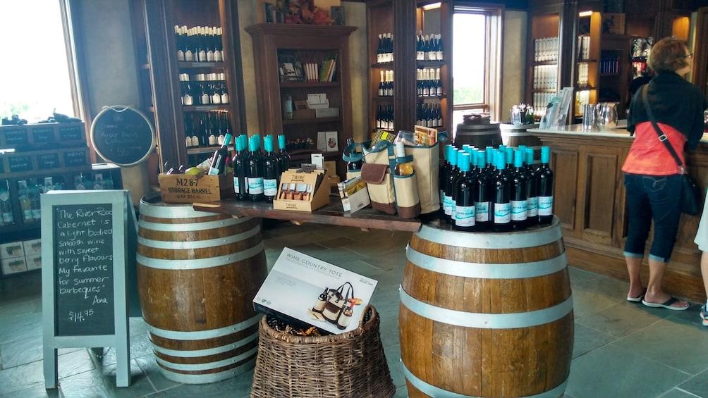 Show item 5 of 8. Winery in Niagara