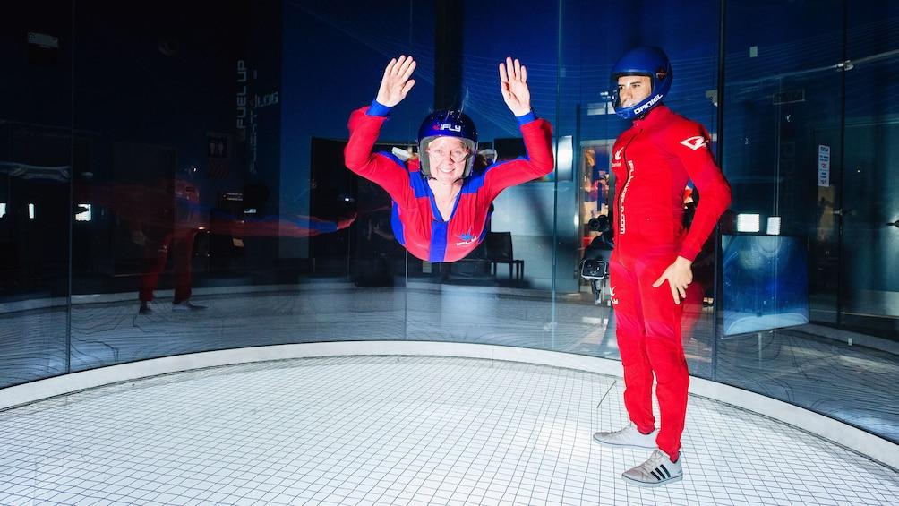 Beginning Skydive &ndash