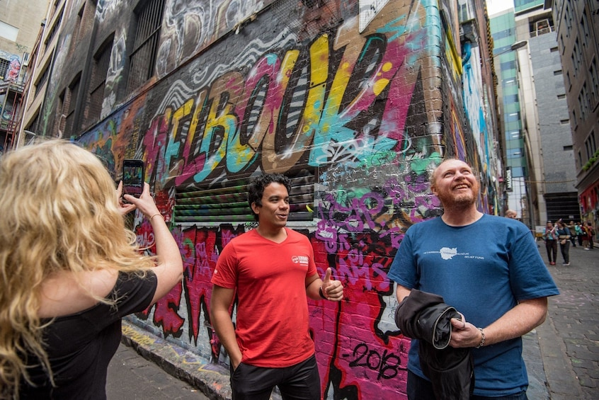 Melbourne Bites & Sights (with Eureka Skydeck) Tour