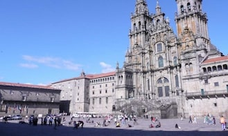 Santiago de Compostela Tour from Porto