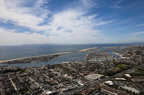 Newport Beach Helicopter Tour