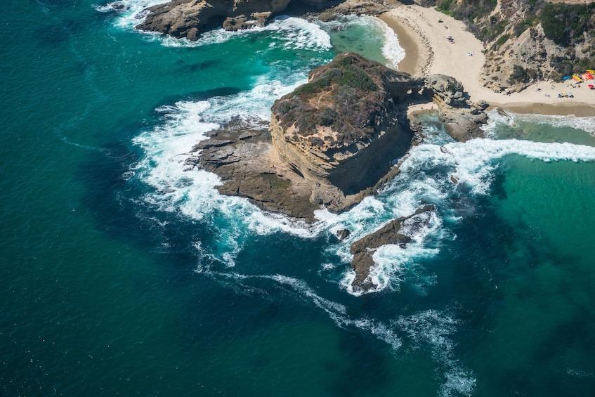 Show item 3 of 9. Laguna Beach Helicopter Tour