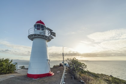 Lighthouse at Cape Cleveland