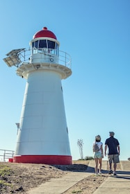 A lighthouse at Cape Cleveland