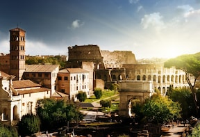 Colosseum Forum Palatine: Fast track + Multimedia Video