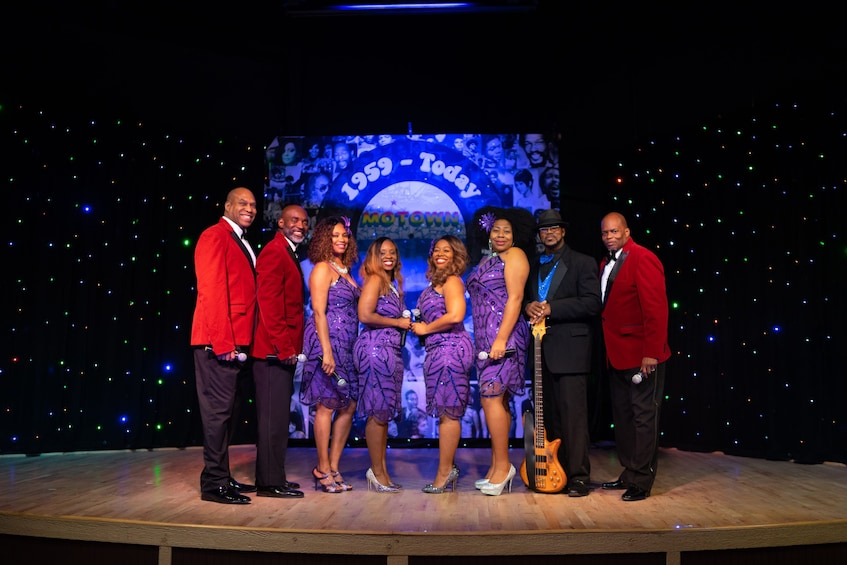 Show item 1 of 5. Motown Tribute Show