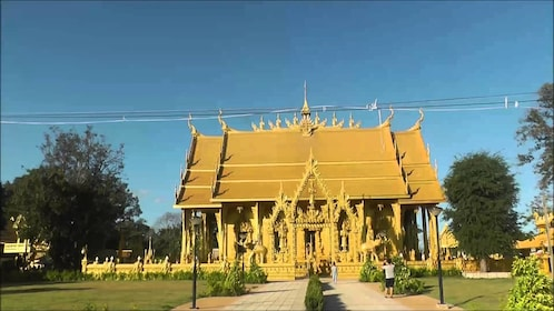 Small temple in Chachoengsao