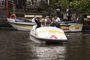 Waterfiets Amsterdam