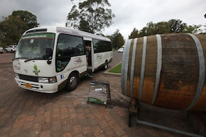 Hunter Valley Lovedale & North Pokolbin Hop-On Hop-Off Tour