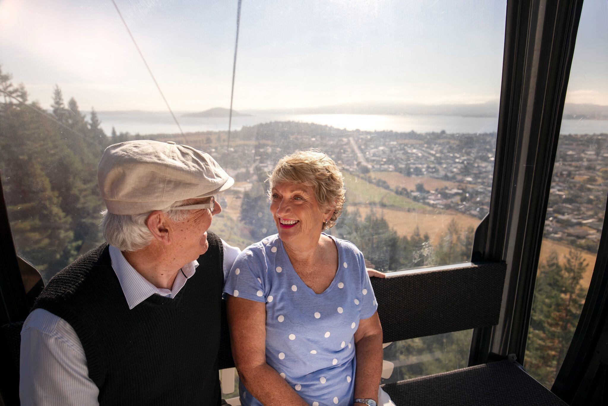 Skyline Rotorua Gondola & Buffet Lunch or Dinner