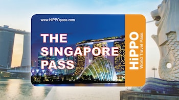 The Singapore Pass with 3 or 5 Attractions