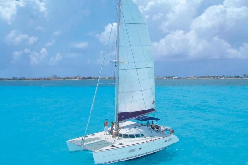 Show item 1 of 8. 2 for 1: Chichen Itza & Catamaran to Isla Mujeres