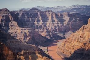 Multi-Stop Grand Canyon West Rim VIP Van Tour