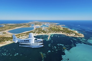 Rottnest Island Full Day Tour by Luxury Seaplane