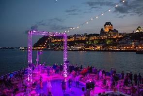 Evening Cruise In Quebec City