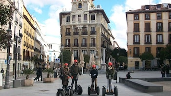 Private Madrid Segway Tour 1h, 1,5h or 2h