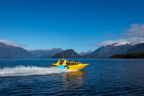 Fiordland Jet Boat Tour from Te Anau - 'Pure Wilderness'