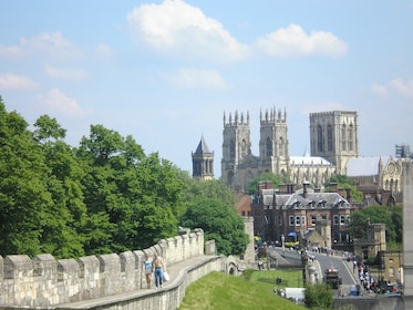 Landscape view of the Interactive Harry Potter Tour of York