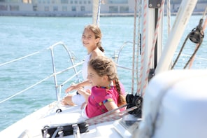 3 Hours Private Sailing Experience From Port Vell
