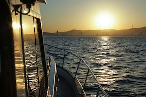 2 Hours Private Sailing Experience Sunset From Port Vell