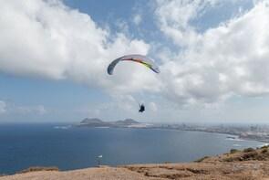 Paragliding Tandem Flight in Las Palmas de Gran Canaria