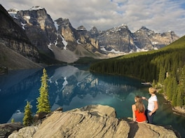 Banff and Lake Louise to Jasper - Icefields Parkway Tours