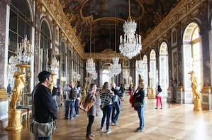 Versailles Palace & Gardens Skip-the-Line Tour