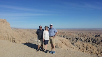 Private Mountain and Desert Tour of San Diego