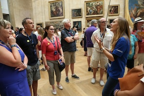 Skip-the-Line Express Louvre Tour with Mona Lisa & More