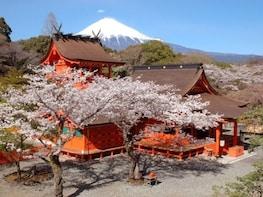 1-Day World Heritage Mt. Fuji Golden Bus Tour