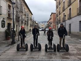 Private Segway Tour of Real Sitio De San Ildefonso (Segovia)
