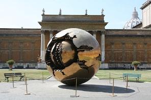 梵蒂冈博物馆优先入场门票(主办方协助入场)