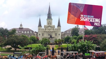 New Orleans Sightseeing Flex Pass -lippu