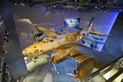 Inside the The National WWII Museum