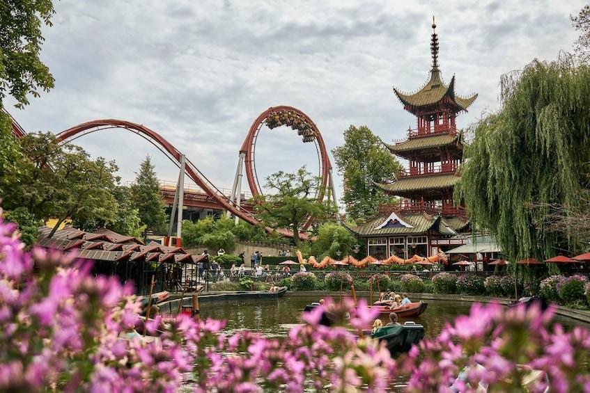 Öppna foto 2 av 3. Tivoli Gardens Skip-the-Line Admission  Monday to Friday