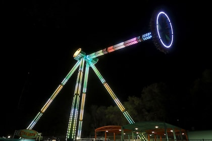Six Flags Magic Mountain One-Day General Admission Tickets