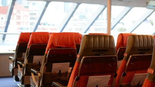 One-Way Passenger Ferry Between Seattle, WA & Victoria, BC