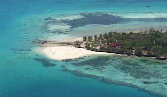 Stone Town & Prison Island in Zanzibar