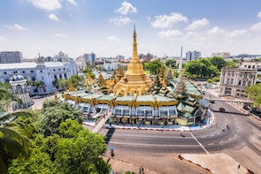 Yangon on Foot Private Half-Day Tour