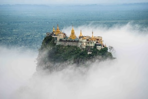 Private full day tour Mount Popa (Bagan)